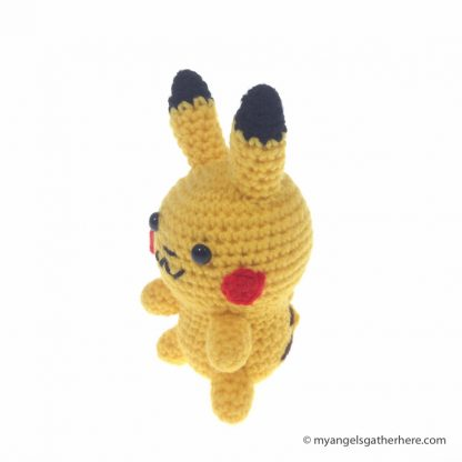 pikachu stuffed animal