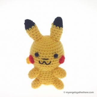 pikachu plush toy