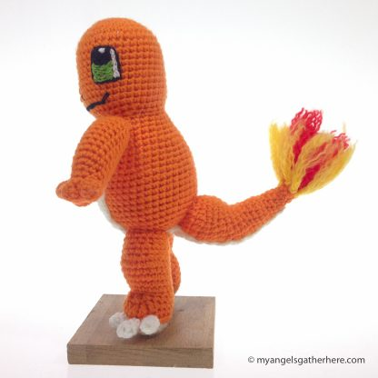 charmander stuffed animal