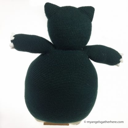 giant snorlax plush