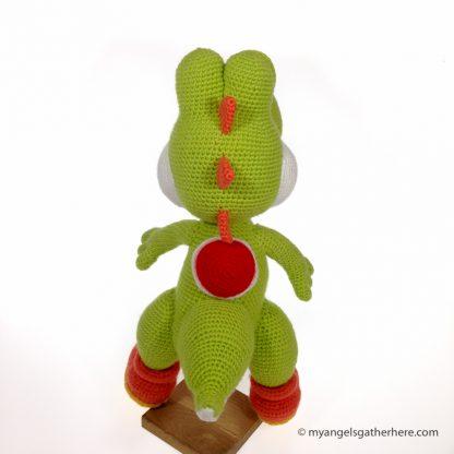 yoshi stuffed animal