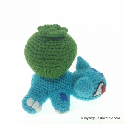 pokemon bulbasaur plushie