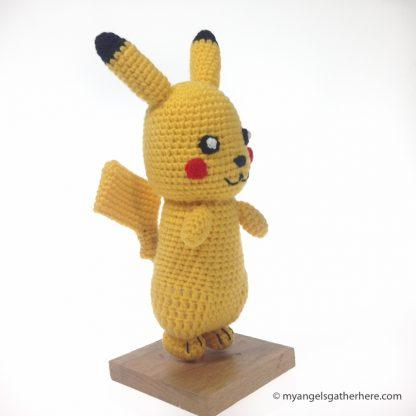 large pikachu plushie