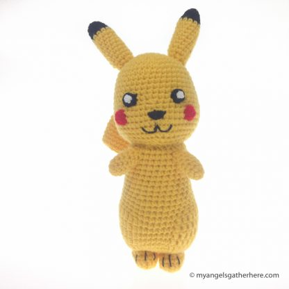 large pikachu stuffed toy