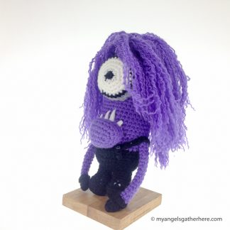 evil minion plush toy
