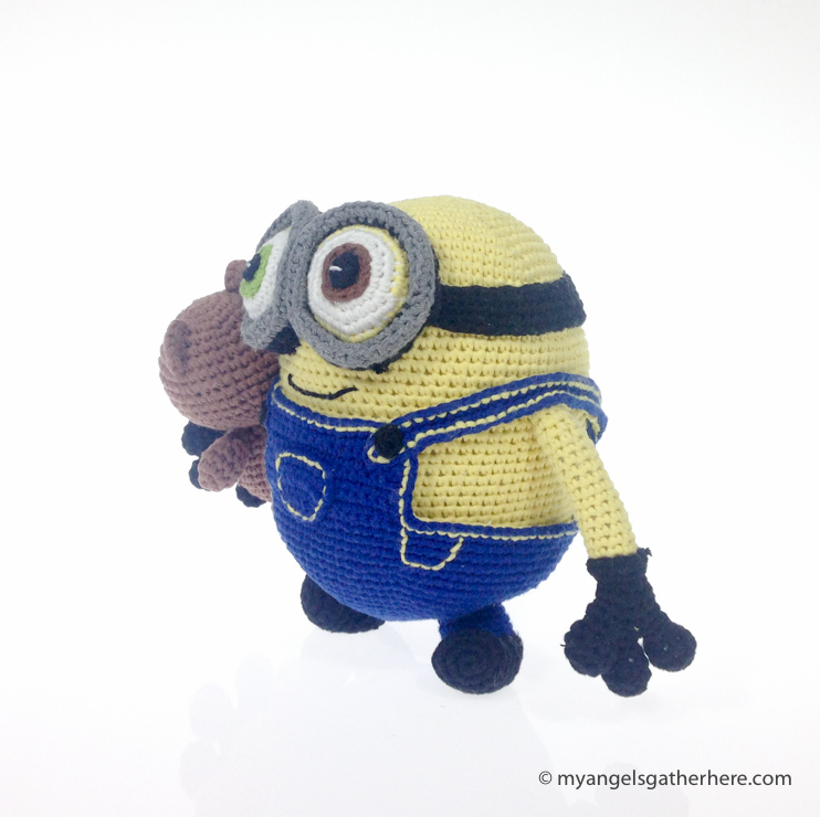Minion Bob Plush