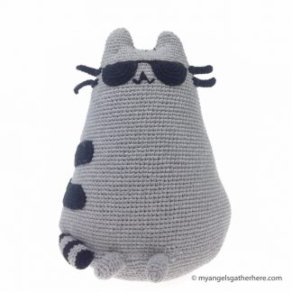 plush sunglasses pusheen