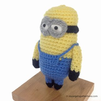 kevin minion stuffed toy