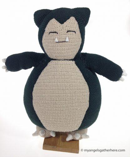 snorlax stuffed toy