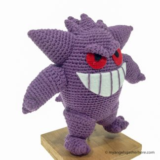 pokemon gengar stuffed toy