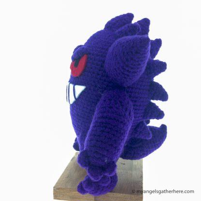 mega gengar stuffed plush