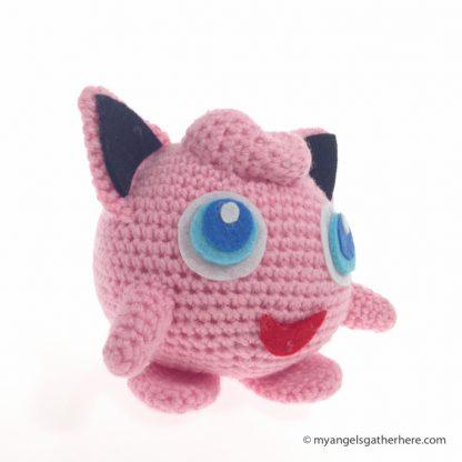 pokemon jigglypuff stuffed toy