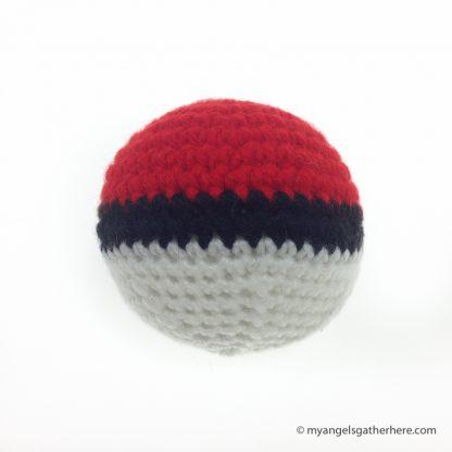 pokeball stuffed toy