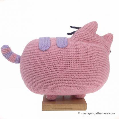 pink pusheen