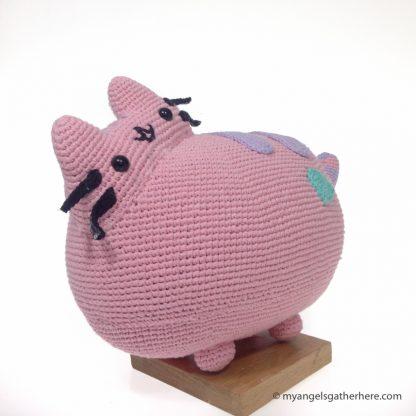 pink pusheen plush