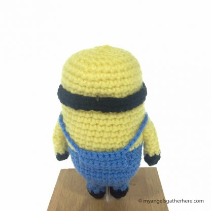minion carl stuffed animal